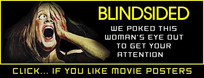 Blindsided Movie Poster Reviews Splash