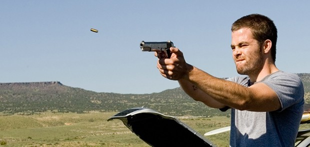 Chris Pine Shoots