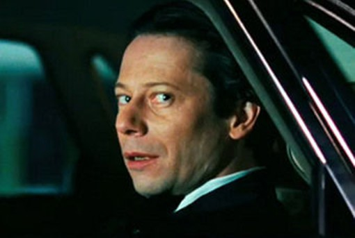 Bond's nemesis, Dominic Green