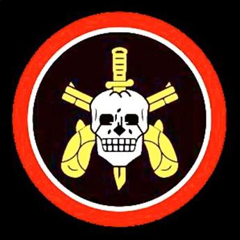 Tropa De Elite - Elite Squad patch