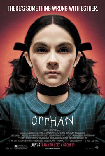 The Orphan Movie Poster