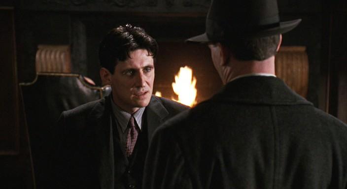Miller's Crossing - Byrne confronts Freeman