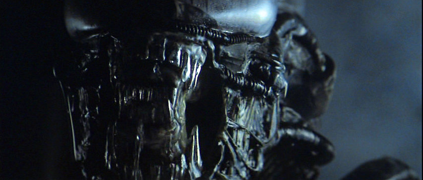 Alien - Xenomorph jaws opening