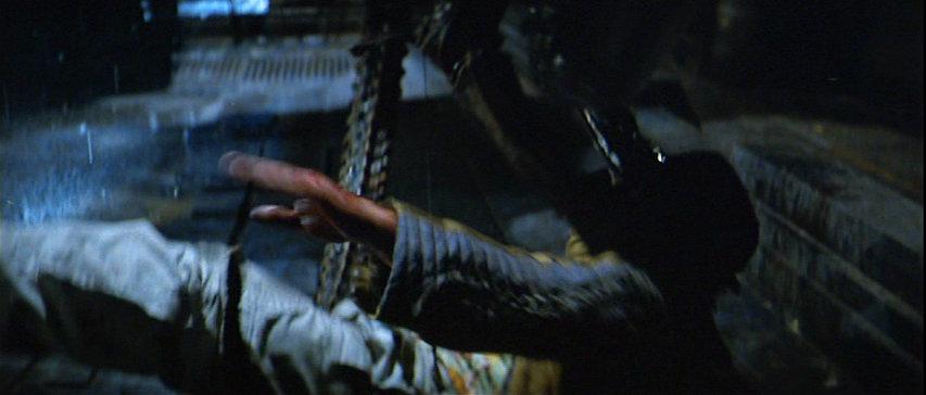 Alien - Stanton goes limp