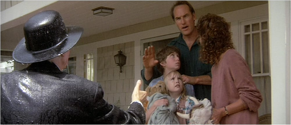 Poltergeist II - Beck's introduction