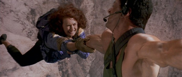 Cliffhanger - Joyner begs to be saved