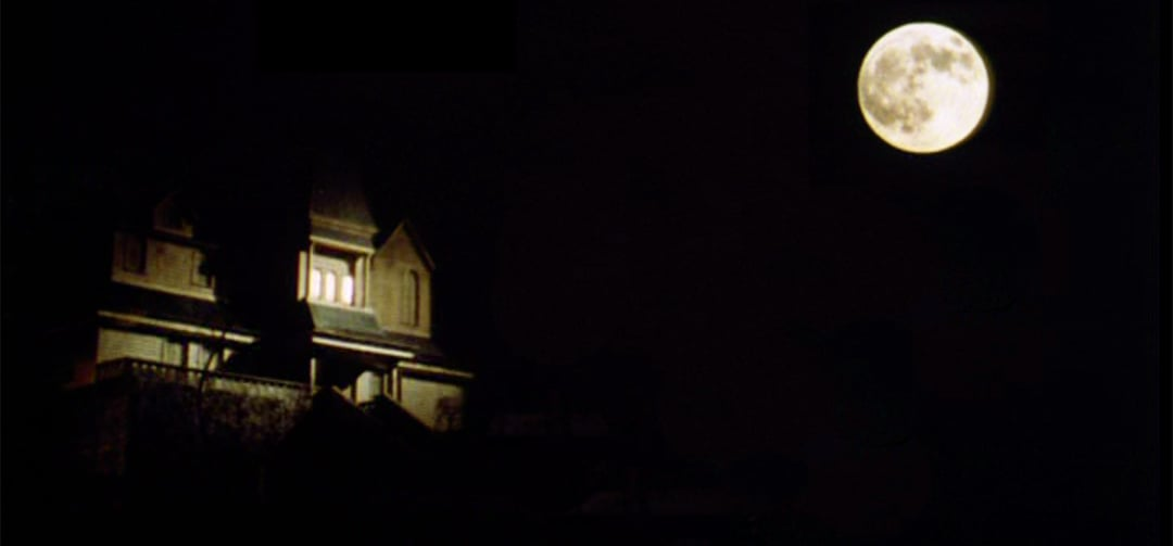 Salem's Lot - Marsten House - Movie Banner