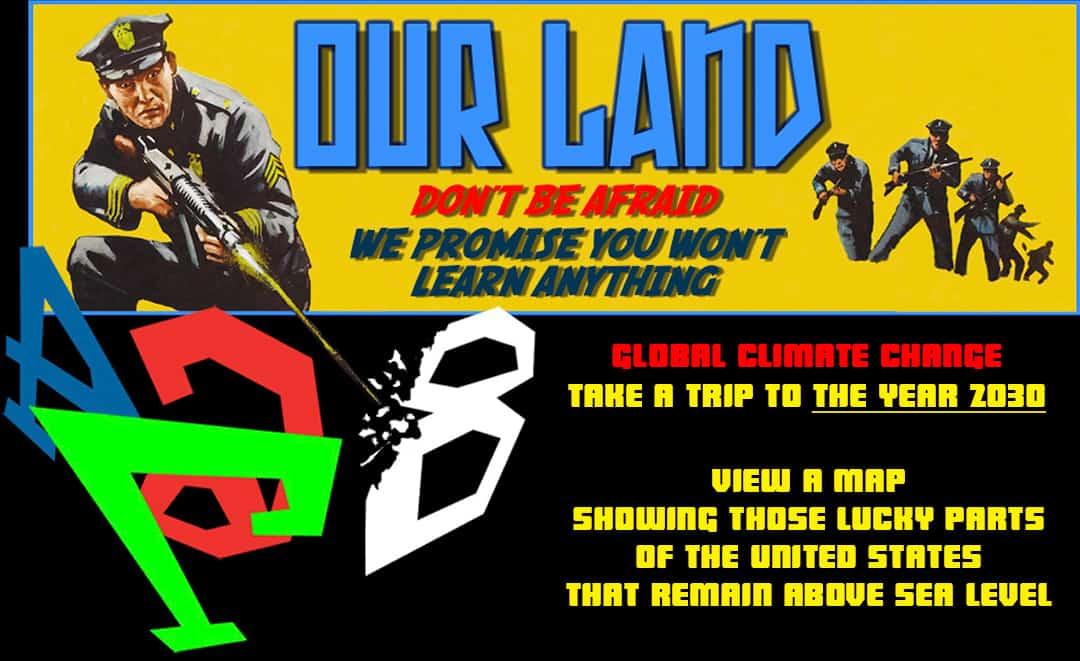 Global Climate Change Banner