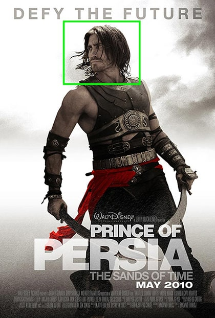 Prince Of Persia - The Sands Of Time Movie Poster Review