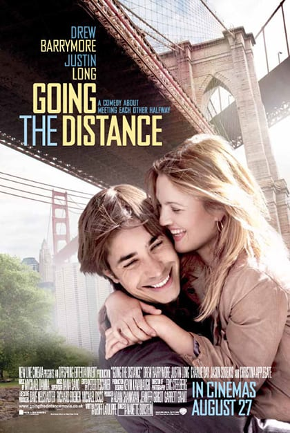 Going The Distance Poster Review