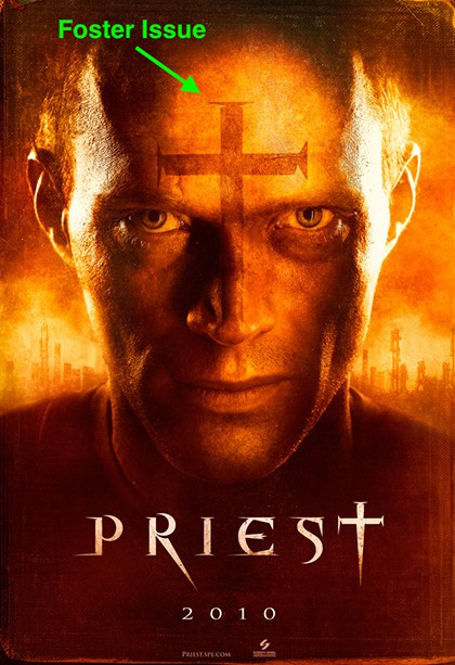 The Priest Movie Poster Review